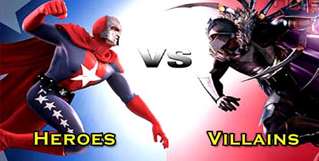 Heroes vs Villains Trivia Night | Creative Dance Academy