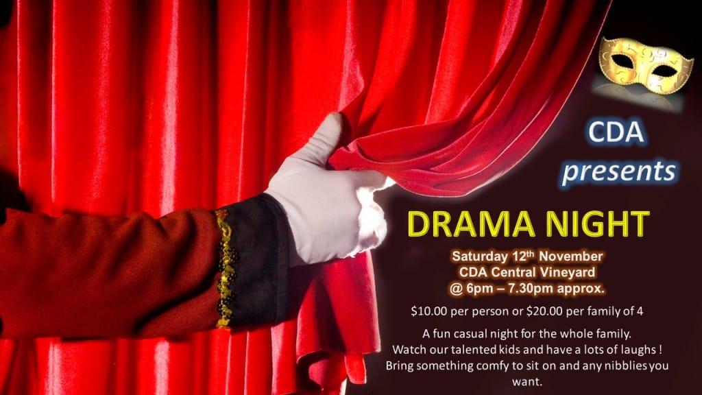 Drama Night 2016